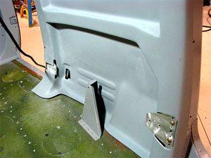Atlee Dodge seat rail step 2