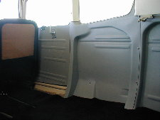 Cessna 180 Rear Panels - Early Style