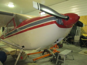 1953 Cessna 180 Cowling